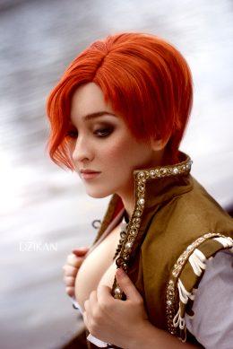 Shani Cosplay Photoshoot By Dzikan