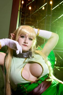Shera Greenwood – How NOT To Summon A Demon Lord By Natsumi Louise Cosplay