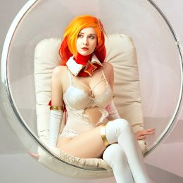 Shiera As Miss Fortune, League Of Legends
