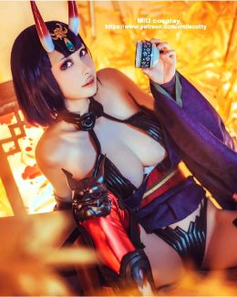 Shuten Dōji From FGO By Miu Cosplay