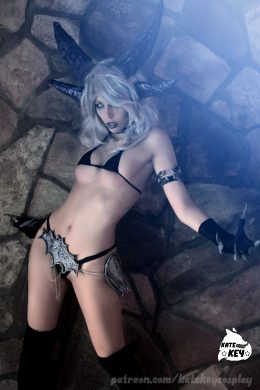 Sindragosa Microbikini Set – By Kate Key