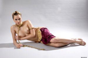 Slave Leia Cosplay By Stacy Cruz