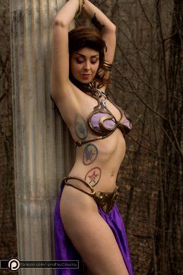 Slave Megara – Lunaraecosplay