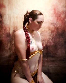 Slave Princess Leia By Tia Valentine