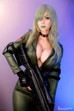 Sniper Wolf By Adami Langley