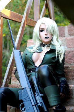 Sniper Wolf By Giu Hellsing