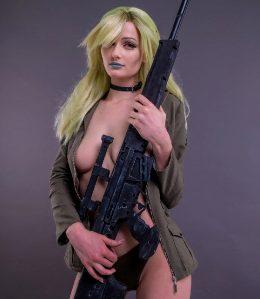 Sniper Wolf By TNIWE