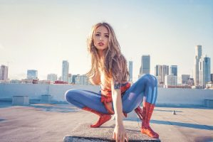 Spidey By Liz Katz