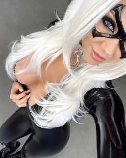 Starfucked As Black Cat