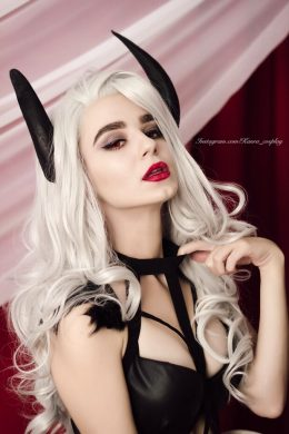 Succubus By Kanra_cosplay