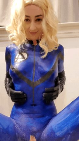 Sue Storm From Fantastic Four By The9DayQueen