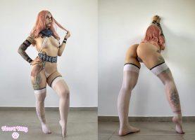 Sukuna Genderswap From Jujutsu Kaisen By Twerk Kitty