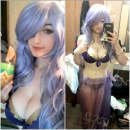 Summer Camilla Cosplay By Cannolicat31/Catherine Rose Cosplay.