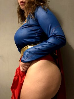 Super Girl By SluttyGFandBF