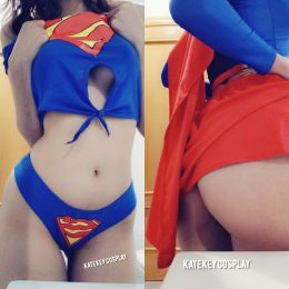 Supergirl – By Kate Key
