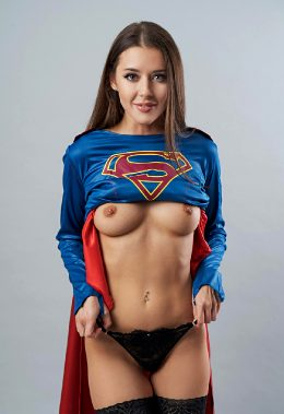 Sybil A As Supergirl – Supergirl