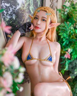 Taitai As Zelda