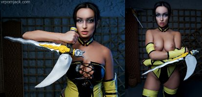 Tanya From Mortal Kombat By Alyssia Kent