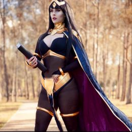 Tharja By Sabercreative