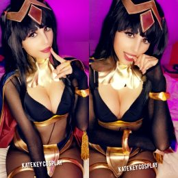 Tharja From Fire Emblem! – By Kate Key