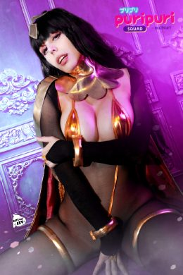 Tharja From Fire Emblem By Kate Key