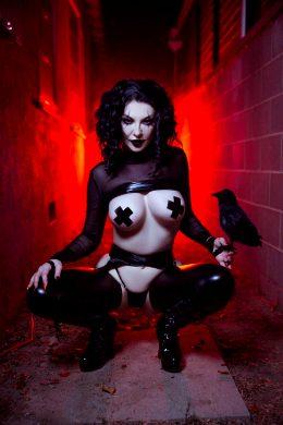 The Crow By Ashlynne Dae