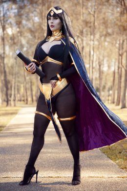 The Thiccest Tharja! – Cat Sefiro