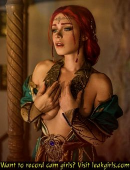 The Witcher S Triss Merigold By Irine Meier