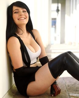 Tifa By OMG Cosplay