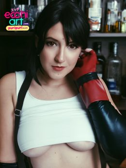 Tifa Cosplay By NatyPoison