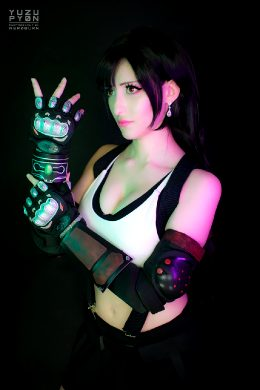 Tifa Cosplay By YuzuPyon