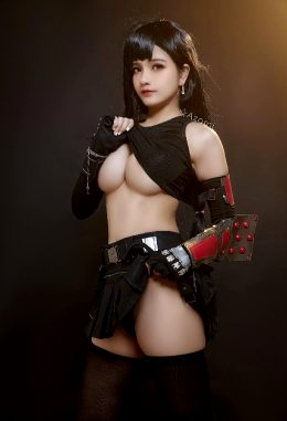 Tifa Lockhart By Azami