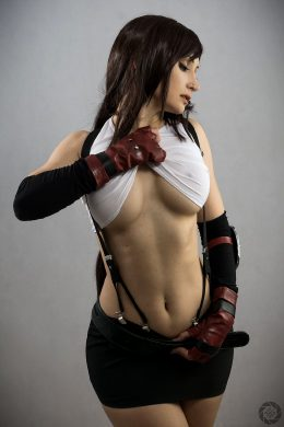 Tifa Lockhart By Bellas Cosplay