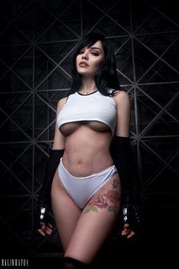 Tifa Lockhart By KalinkaFox