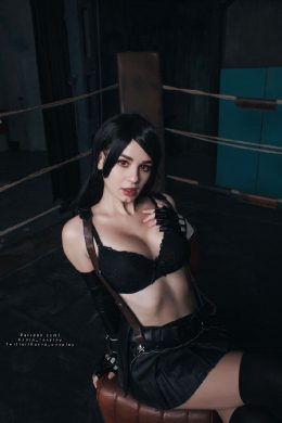 Tifa Lockhart By Kanra_cosplay
