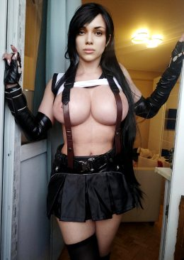 Tifa Lockhart By Marina Octokuro