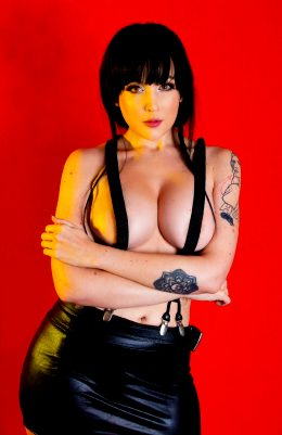 Tifa Lockhart From Final Fantasy 7 By Me/Nicole Marie Jean