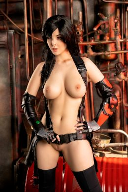 Tifa LockHeart By Helly Von Valentine