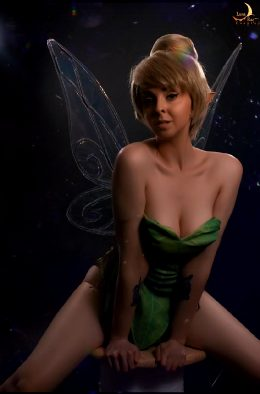 Tinkerbell By Lunaraecosplay
