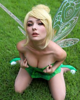 Tinkerbell By OMGCOSPLAY