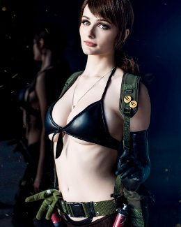 Tniwe As Quiet From Metal Gear Solid V