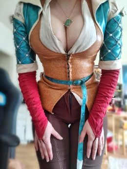Triss By Swoelina