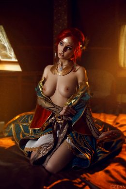 Triss Merigold By Helly Valentine