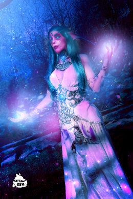 Tyrande Whisperwind Cosplay By Kate Key