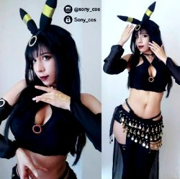 Umbreon From Pokemon By Sony_cos