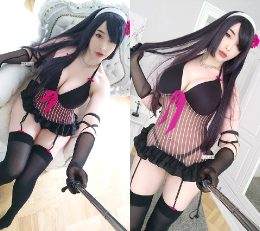 Utaha Official Lingerie Ver. From Saekano – By Pia