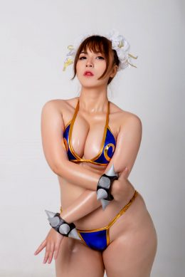 UyUy As Chun-Li, Street Fighter