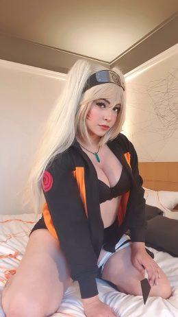 Uzumaki Naruto From Naruto Shippuden By MayumiM