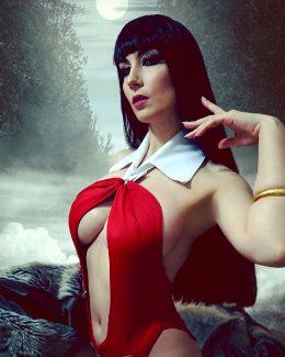 Vampirella By Beaupeep Cosplay