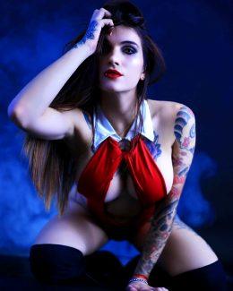 Vampirella By @daniela_basadre